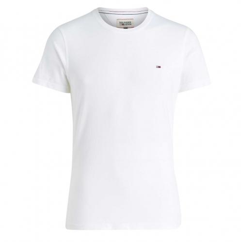 d70aa147ab Tommy Hilfiger : Tommy Hilfiger férfi póló, fehér